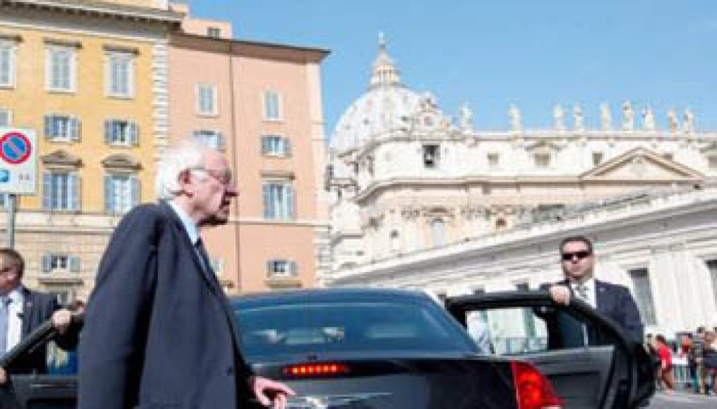 bernie-meets-pope
