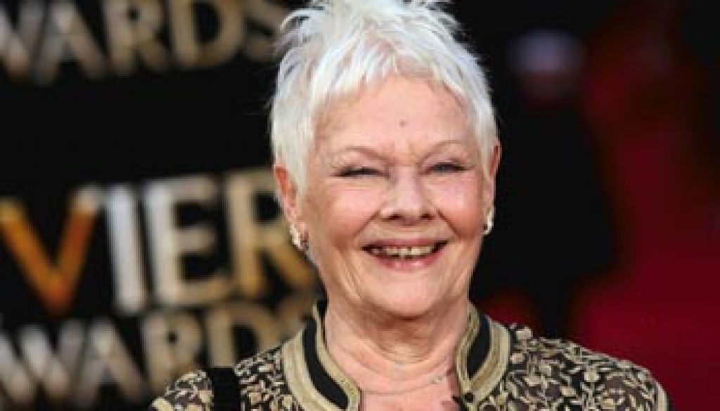 Olivier Awards: Record eighth win for Judi Dench