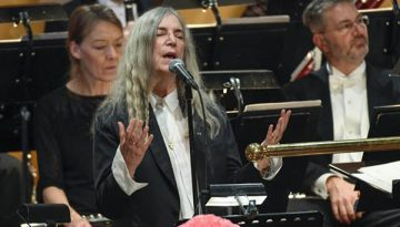NOBEL-PATTI SMITH