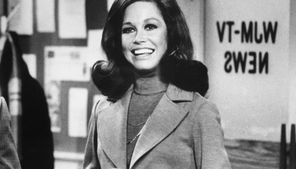 Mary Tyler Moore Young