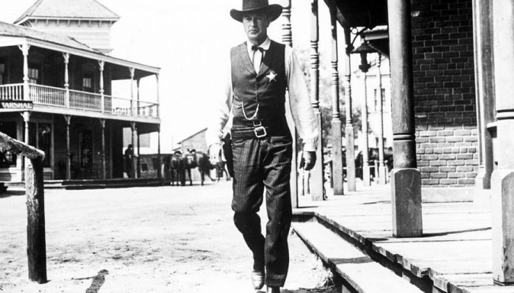 High Noon Gary Cooper