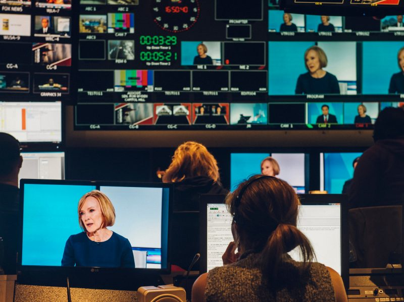 Judy Woodruff, The Woman of The Hour