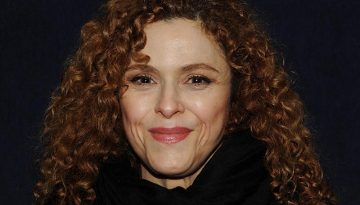 Actress Bernadette Peters