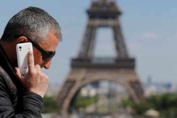 phone paris